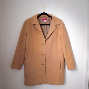 Merona Camel Coat